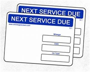 oil change stickers custom oil change stickers printer With custom oil change stickers