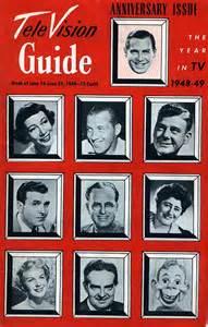 1949 TV Guide