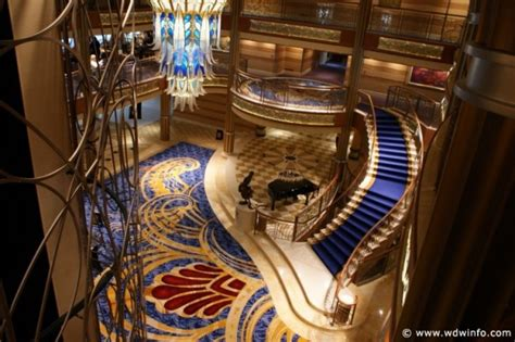 Photo Tour Inside Disney Cruise Lineu2019s New Disney Dream | The DIS Unplugged Disney Podcast