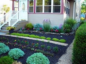 Images About Landscaping Ideas On Pinterest Black Mulch