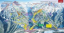 Whistler Blackcomb Piste Map | J2Ski
