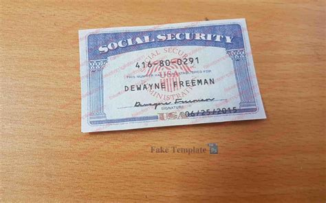How to apply for a social security number. Social Security Number Template Custom Order - High Quality