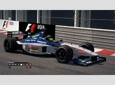 F1 1999 Cars for FW21Williams FW21 Updates