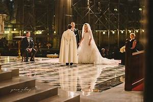 Danille & Jayson's St Patrick's Cathedral & The Yale Club ...