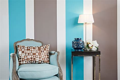 couleurs des murs pour chambre peindre des rayures parfaites en 5 é déco solutions