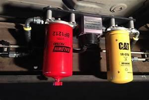 Duramax Fuel Filter Kit