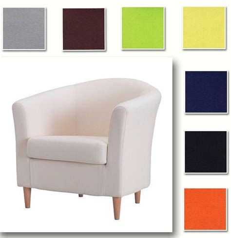 ikea ektorp cover for arm custom made cover fits ikea ektorp tullsta chair replace