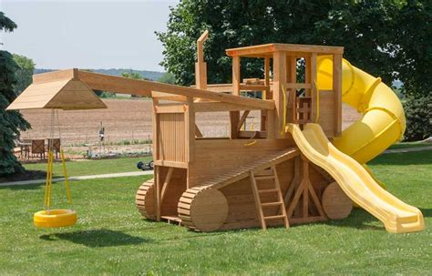 Home Playground : The Wooden Playground Collection