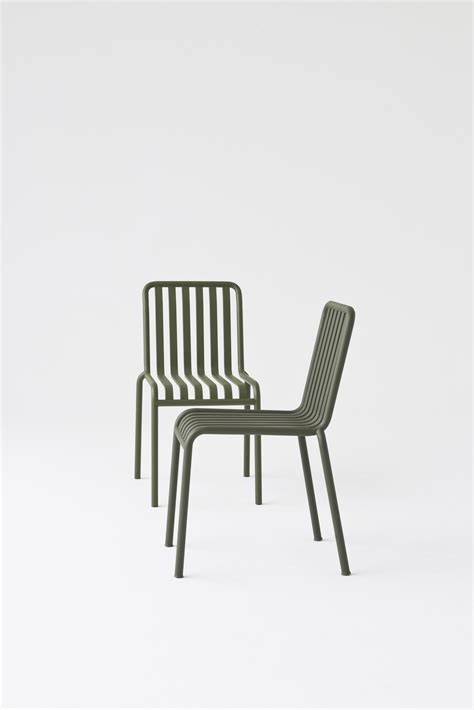 hay chaise chaise palissade r e bouroullec vert olive hay