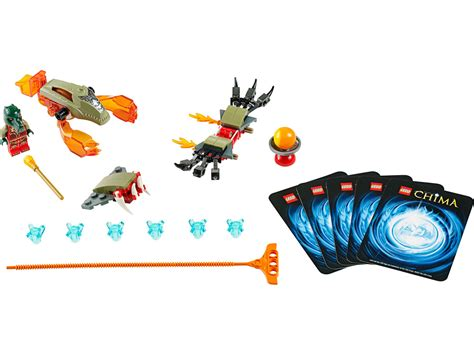 make your own lava l chima speedorz collection 5004240 legends of