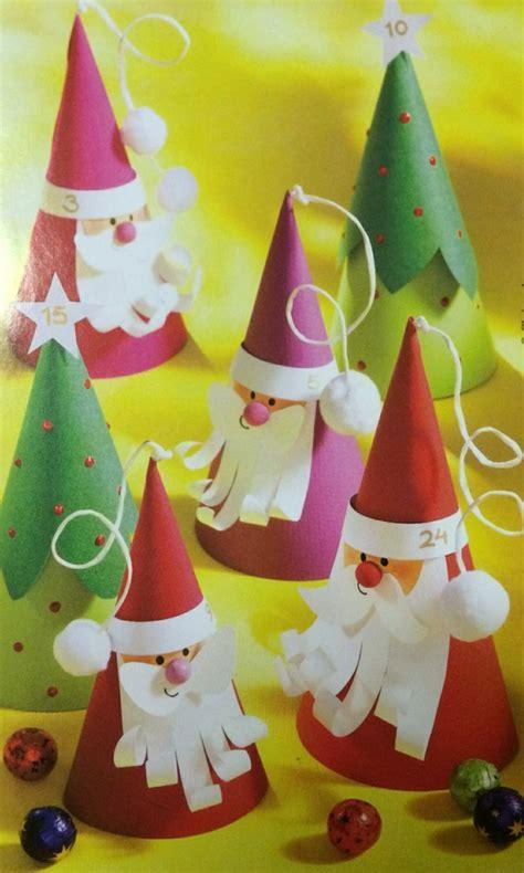 bastelideen kinder weihnachten 1001 ideen f 252 r weihnachtsbasteln mit kindern