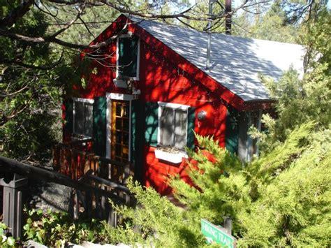 vacation cabins  southern california