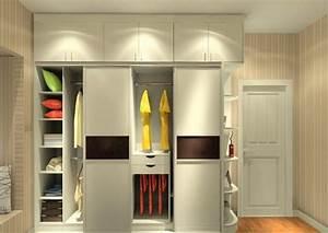 bedroom almirah interior designs With wardrobe interior decoration in house
