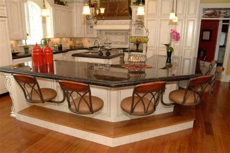 kitchen island with bar seating kitchen snack bar seating upholstered seats modern