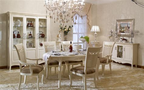 China French Style Dining Room Set Furniture (bjh301