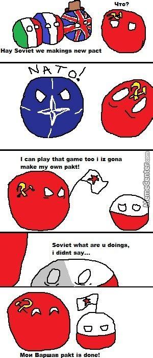 warsaw pact by yu ball comics meme center