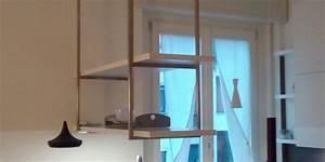 ID68 Mensole sospese Interior Design Steellart Piacenza
