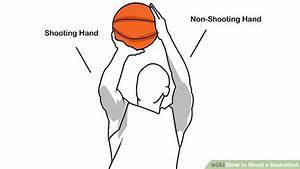 How To Shoot A Basketball  With Pictures