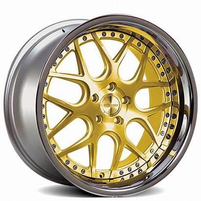 Rims Chrome Rennen Wheels Gold Csl Lip