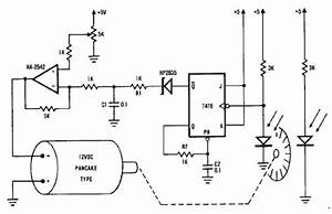 Dc Motor 12v Speed Controller Circuit With Explanation