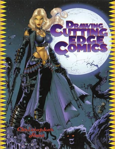 drawing cutting edge comics  christopher hart paperback