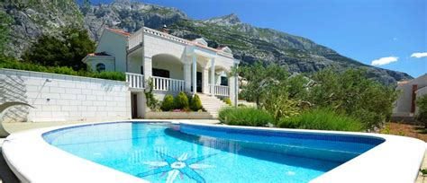 case vacanze  makarska croazia appartamenti  affitto