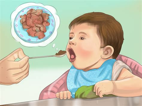 3 Ways To Get An Infant To Eat More Wikihow