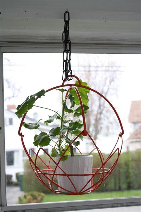 hanging plants indoor ergonomic elegant  stylish