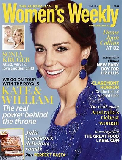 Weekly Australian June Woman Womens Joan Womans