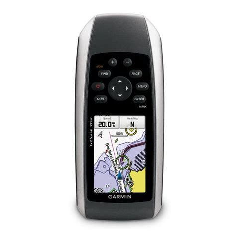 Boat Gps With Charts by Garmin Gpsmap 174 78sc Marine Handheld Gps Receiver With