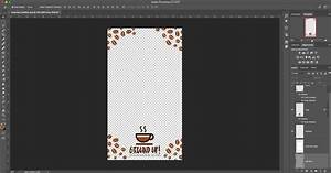How to create a snapchat geofilter in photoshop creative bloq for How to make a snapchat filter on photoshop