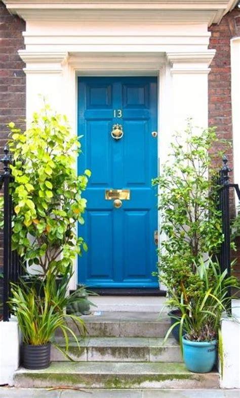 25+ Best Ideas About Blue Front Doors On Pinterest Beige