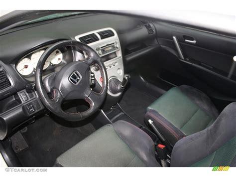 black interior  honda civic  hatchback photo