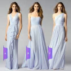 dusty blue bridesmaid dress get cheap dusty blue bridesmaid dresses aliexpress alibaba