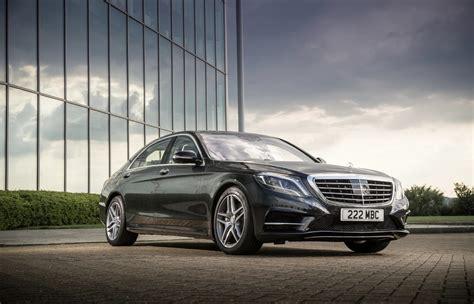 Mercedes-benz S-class Picks Up Best Executive Car Award