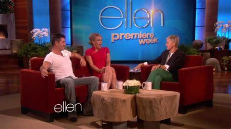 Psy, Britney, Ellen Dance and Simon Watches Gangnam Style ...