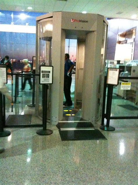 Scientists Cast Doubt On Tsa Tests Of Full Body Scanners