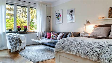 Small Studio Apartments 50 Creative Design & Decorating