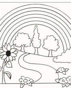Regenbogen Zum Ausmalen : regenbogen malvorlagen gratis zum ausdrucken ~ Buech-reservation.com Haus und Dekorationen