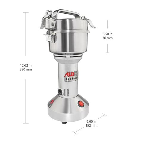 aldkitchen grain mill grinder high speed electric grinder machine