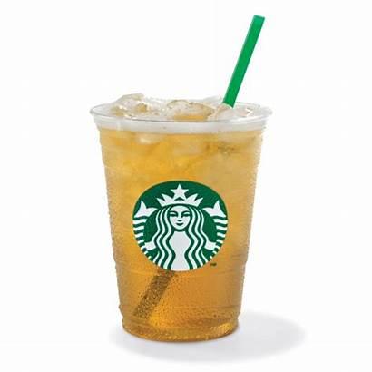 Starbucks Tea Iced Shaken Lemon Cold Beverages