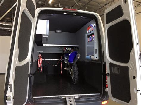 motocross van conversions  peoria ford commercial
