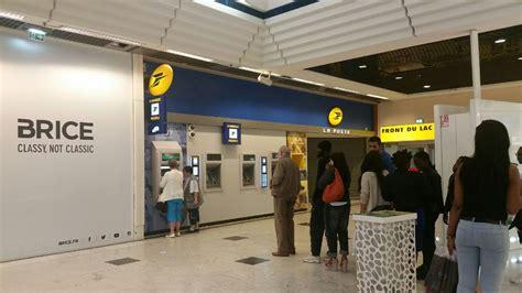 particulier outils trouver un bureau de poste la poste centre commercial créteil soleil à en métro
