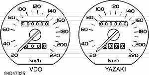 Volvo 850 Instrument Panel Service Repair Manual