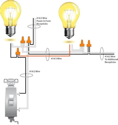 Wiring Light Fixtures Series Google Search House