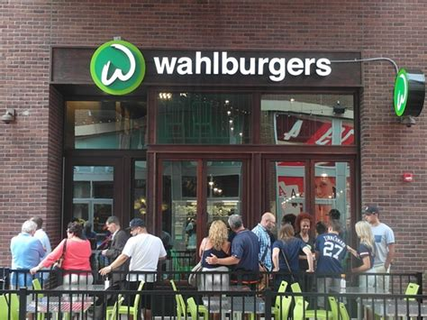 wahlberg wahlburgers mark taylor oak royal coming