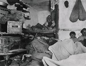 Gilded Age Immigration File Jacob Riis Lodgers In A Crowded Bayard Street
