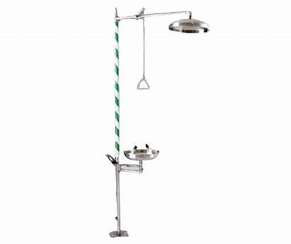 Shower Emergency Untuk Wash Safety Mendapatkan Brosur