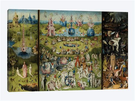 garden of earthly delights the garden of earthly delights 1504 canvas