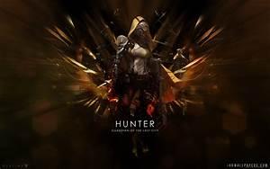 Hunter Wallpaper Destiny - WallpaperSafari